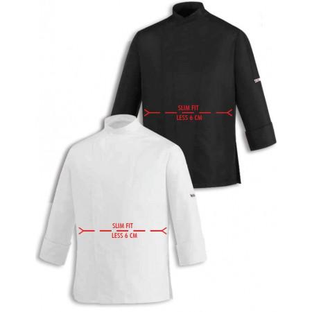 Kuchařský rondon GUY - černý nebo bílý