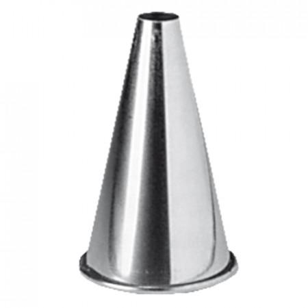 Kovová koncovka okrúhla 0,4cm