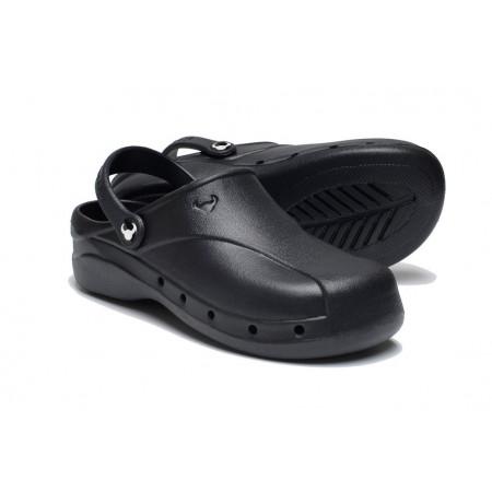 SKOLL profesionálna pracovná obuv čierna