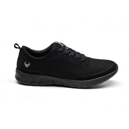 ALMA BLACK profesionálna pracovná obuv čierna