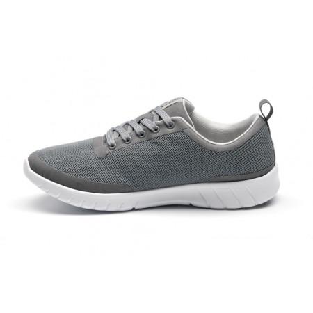 ALMA GREY profesionálna pracovná obuv sivá