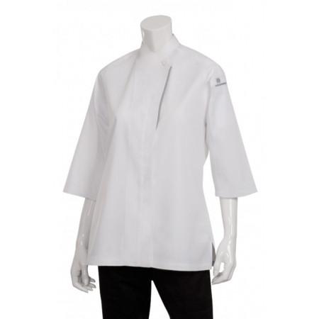 VSWO Dámský pracovní rondon - černý, bílý