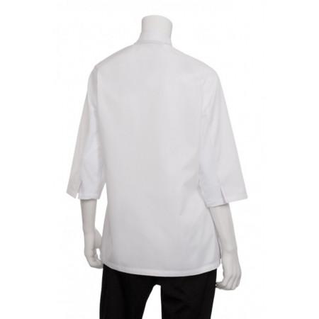 VSWO Dámsky pracovný rondon - čierny, biely