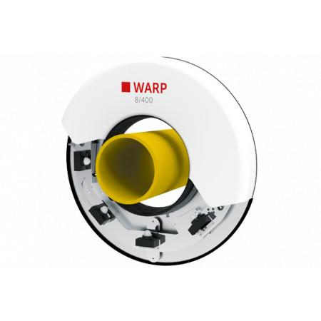 Měření tloušťky trubek iNOEX WARP8