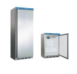Nerezové chladničky a mrazničky EKO