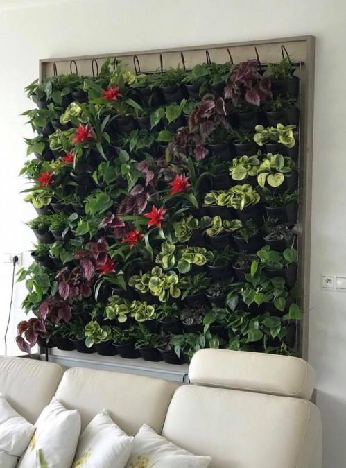 Bin Fen Green Wall - Vegetačná stena