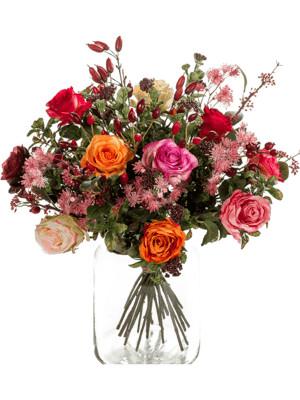Umelé kytice – kvety
