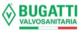 BUGATTI - Valvopat - mosadzné spojky na PE - voda / plyn