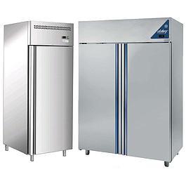 Nerezové chladničky a mrazničky PROFI