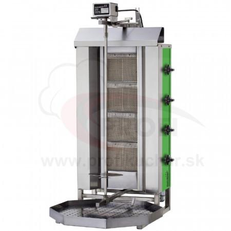 Plynový stroj na kebab