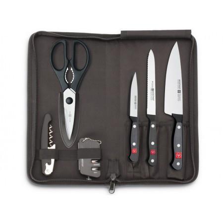 Obaly a tašky s nožmi