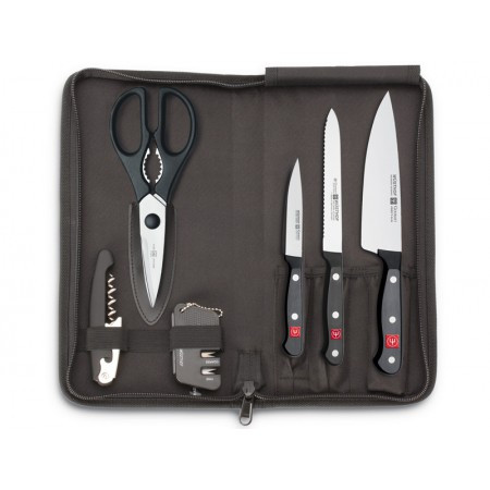 Obaly a tašky s noži