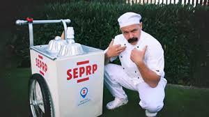 Obuv pre zmrzlinárov