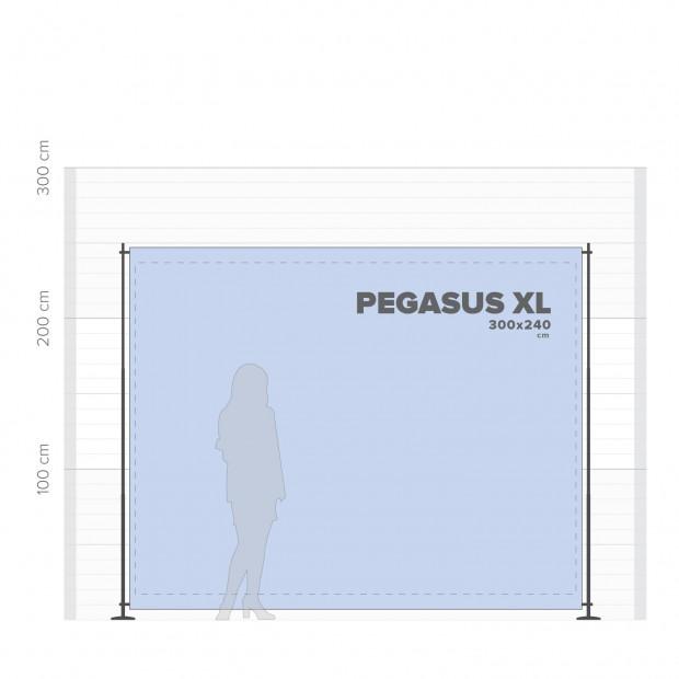 Pegasus fotostena XL