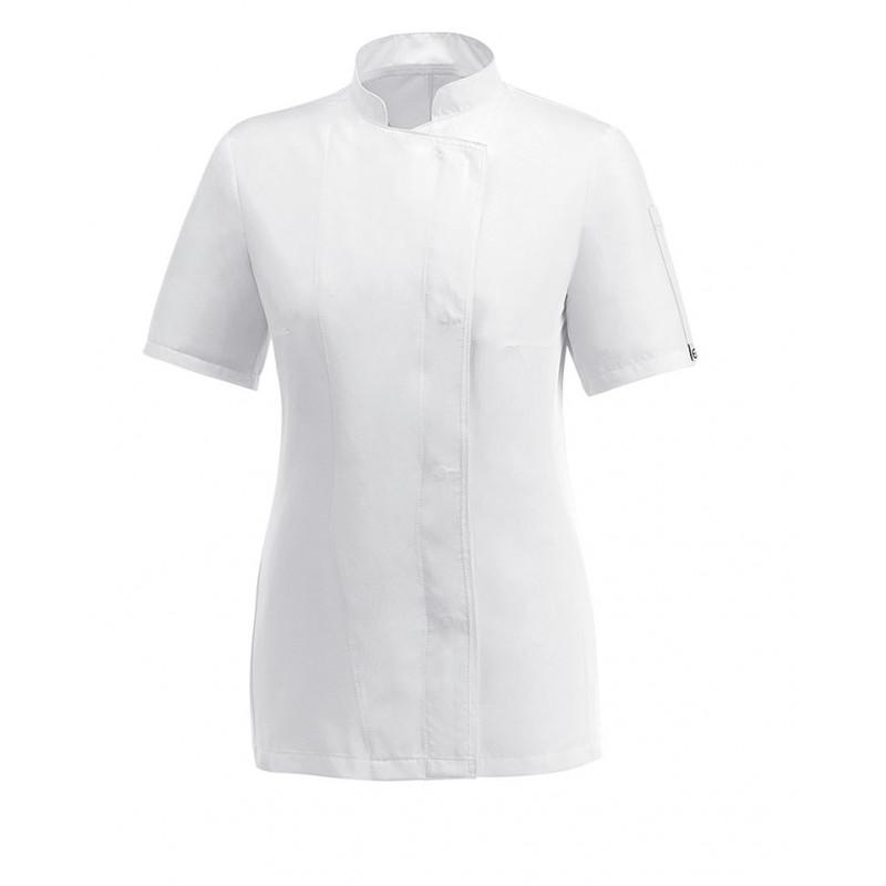 Dámský rondon cool vent bílý - krátký rukáv