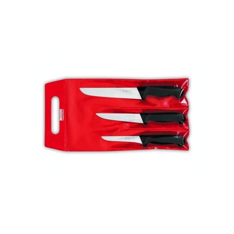 3- dílná sada nožů Giesser Messer v obalu - řeznické