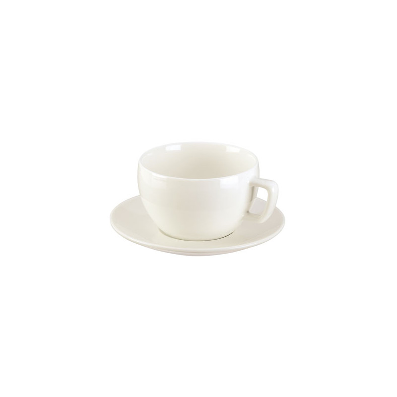 Tescoma šálka raňajková CREMA, s tanierikom