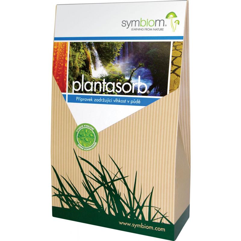 Plantasorb Symbiom 750 g - udrzi podny substrat vlhky