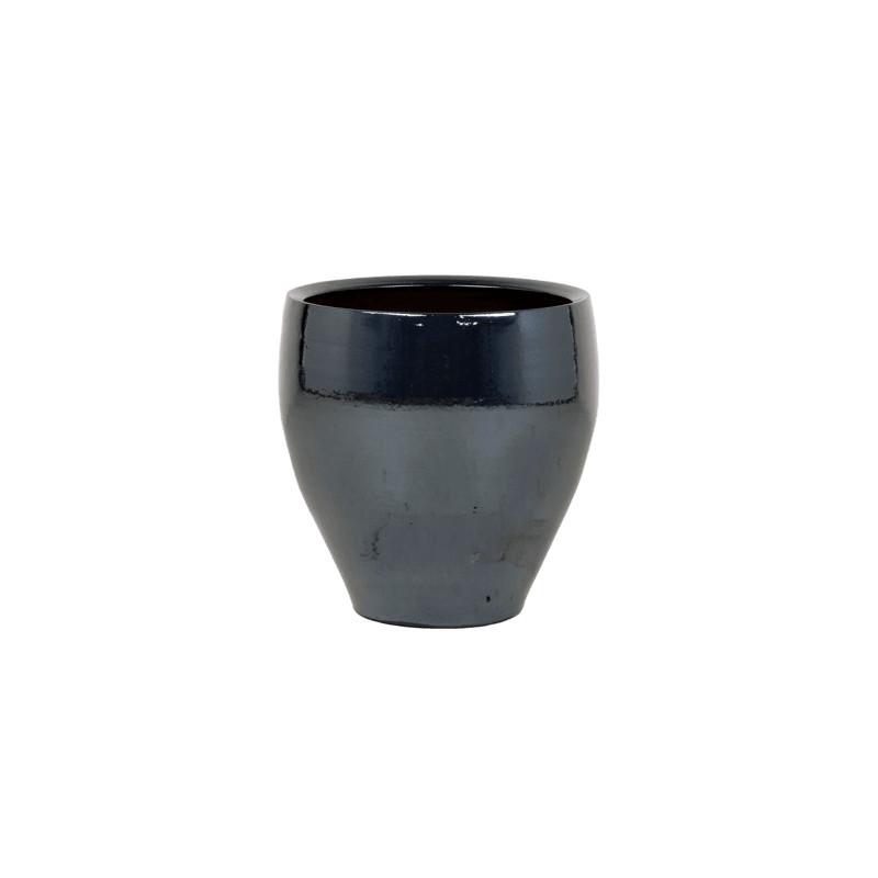 Amora Metal blue 32x32 cm