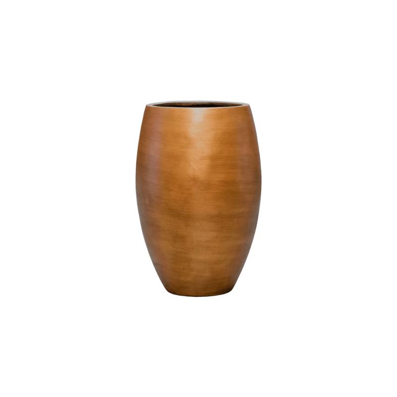 Capi Nature Retro Vase Elegant Deluxe Gold 39x60 cm