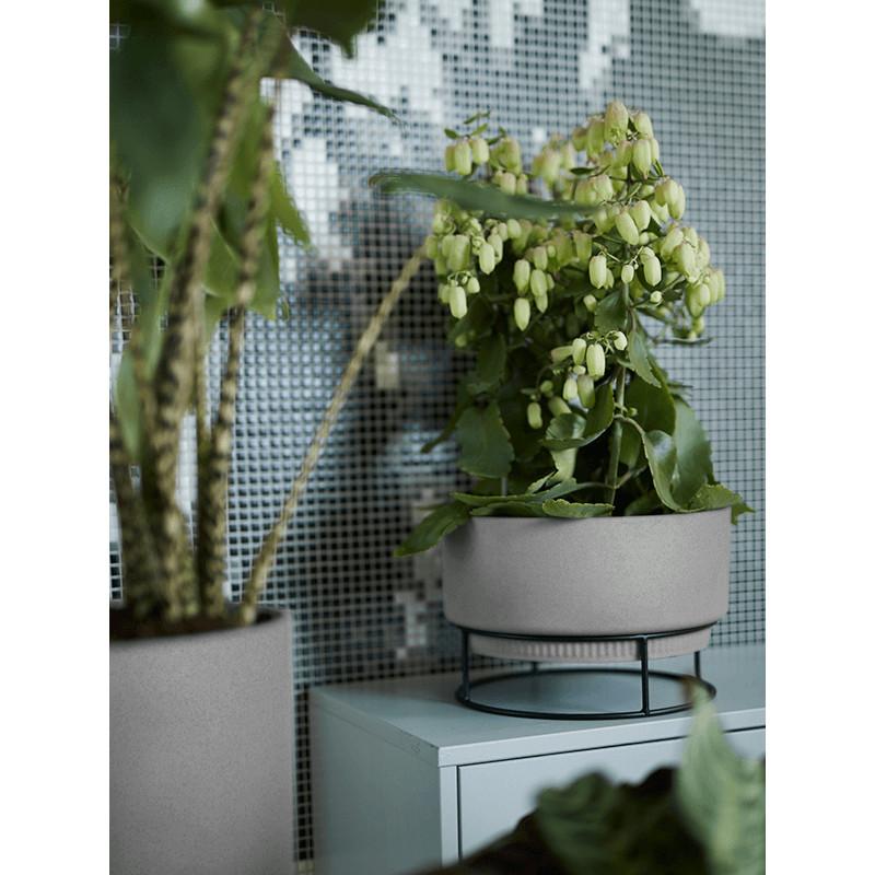 B. For Studio Bowl Living Concrete 30x19 cm