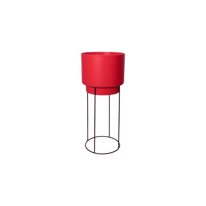 B.For Studio round Brilliant red 30x69 cm