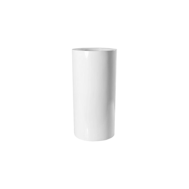 Fiberstone Klax glossy white 30x60 cm