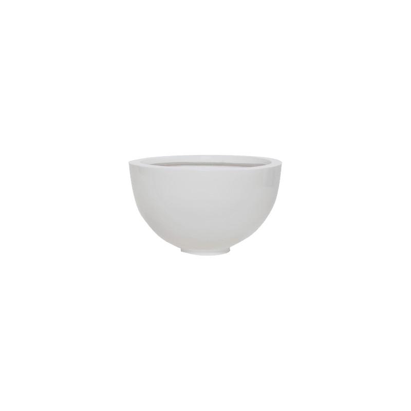 Fiberstone Glossy white peter M 30x18 cm