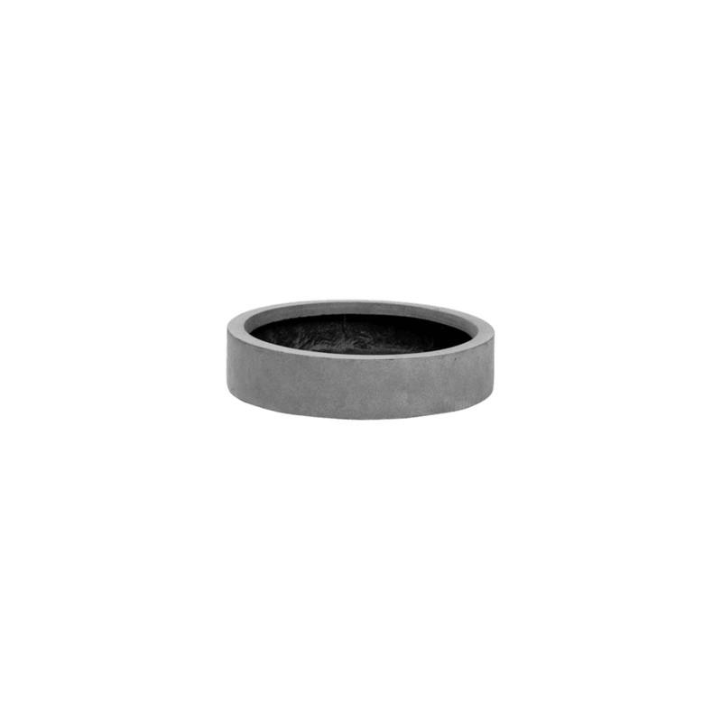Fiberstone Max low grey 30/9 cm