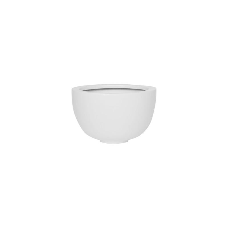 Fiberstone matt white peter M 30x18 cm