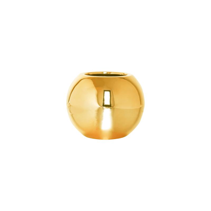 Fiberstone Platinum glossy gold beth XS 26x21 cm
