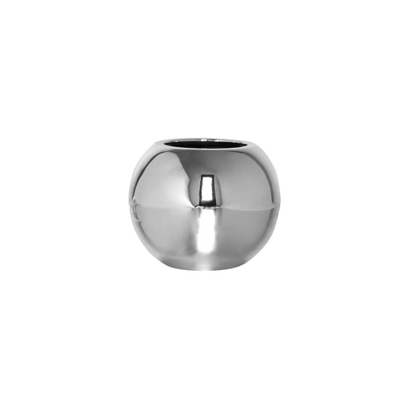 Fiberstone Platinum silver beth XS 26x21 cm