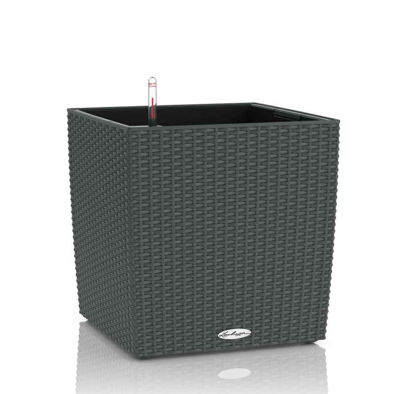 Cube Cottage čierna komplet 40 (graphite)