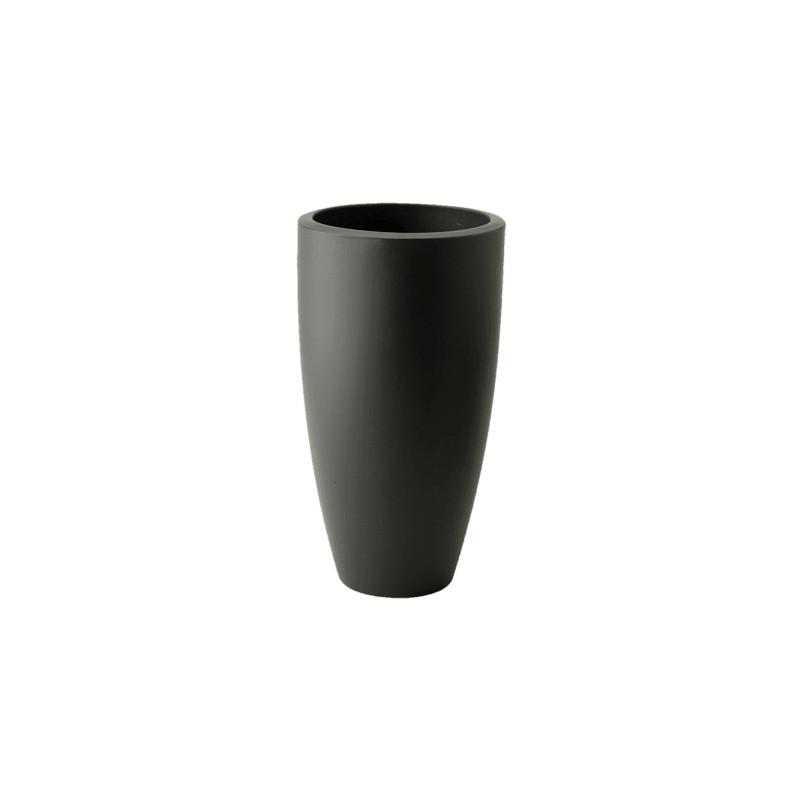 Pure Soft  Round High Anthracite 39x70 cm