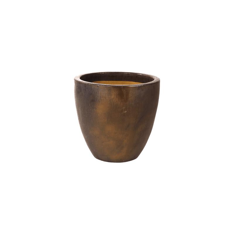 Plain Sepia Couple (casa) 55x52 cm