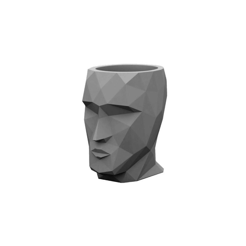 Adan nano Basic anthracite 17x13x18 cm