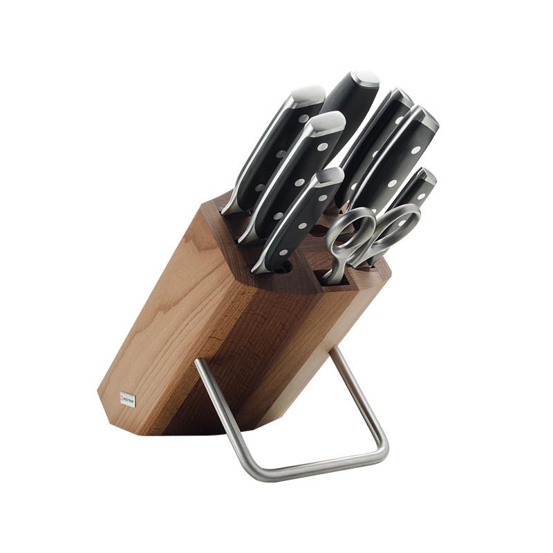 Wüsthof Blok na nože hnedý 7265