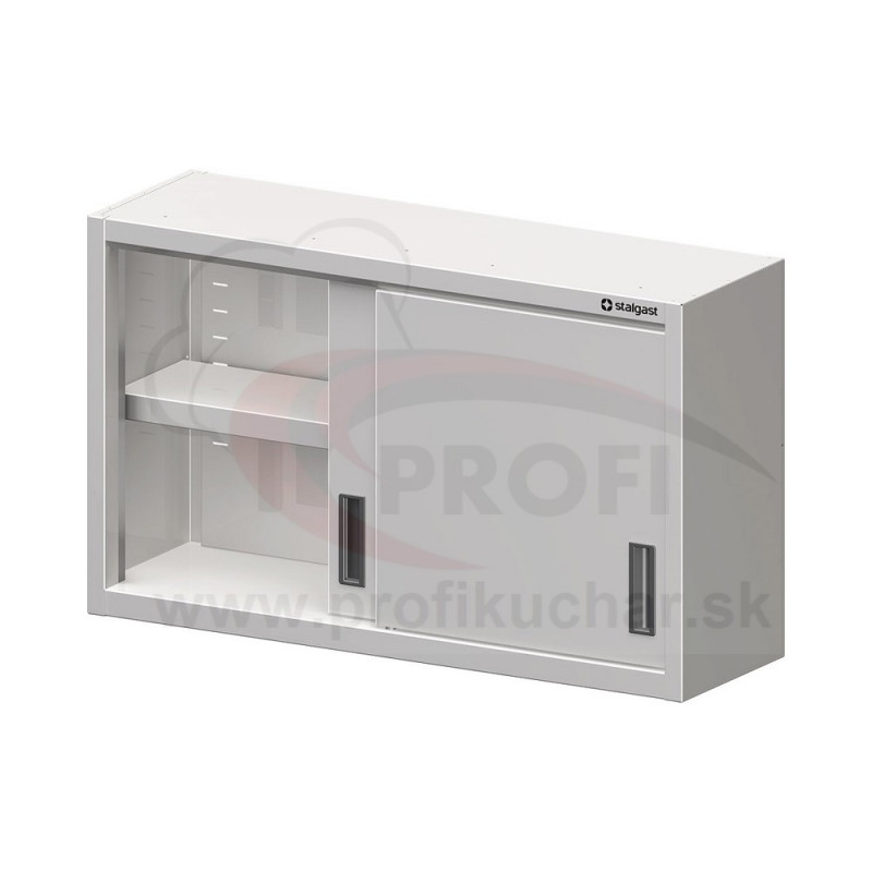 Nástenná skrinka - posuvné dvere 1200x300mm