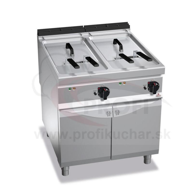 Elektrická fritéza BERTO´s 2 x 22 L