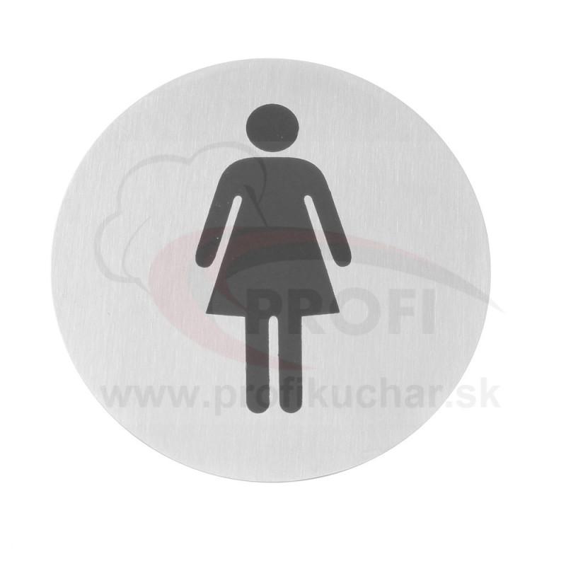 """Informačná tabuľka HENDI® """"ženy"""""""