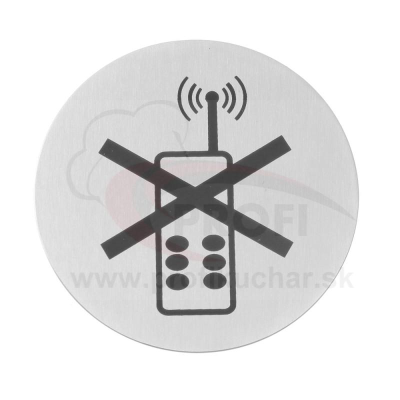 """Informačná tabuľka HENDI® """"zákaz telefonovania"""""""