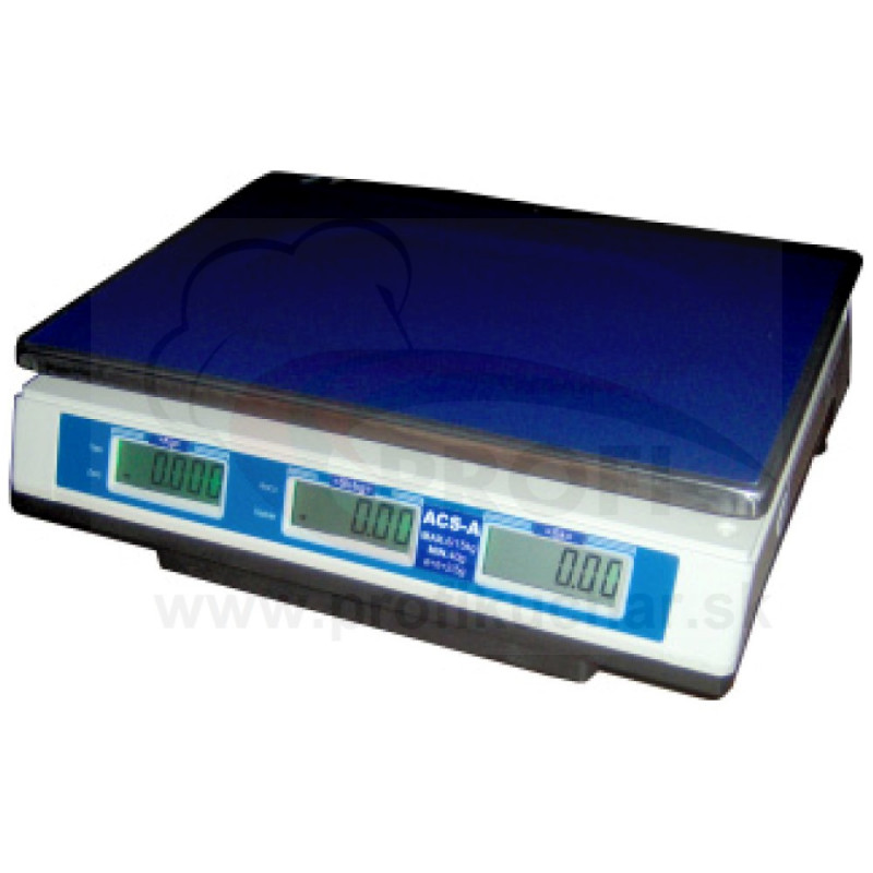 Váha do 30 kg bez stĺpika / ciachovaná