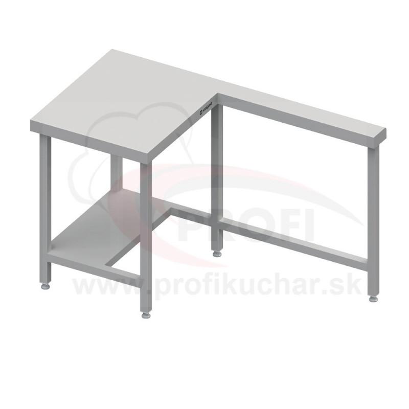 Stôl pre kasu – lavý