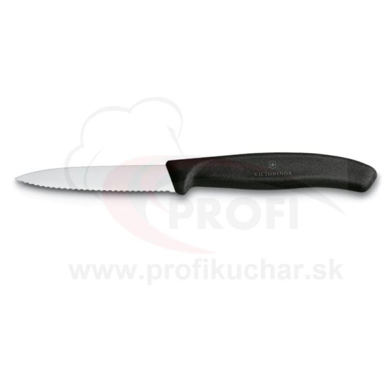 Nůž univerzální krátký - zoubkovaný Victorinox® 8cm