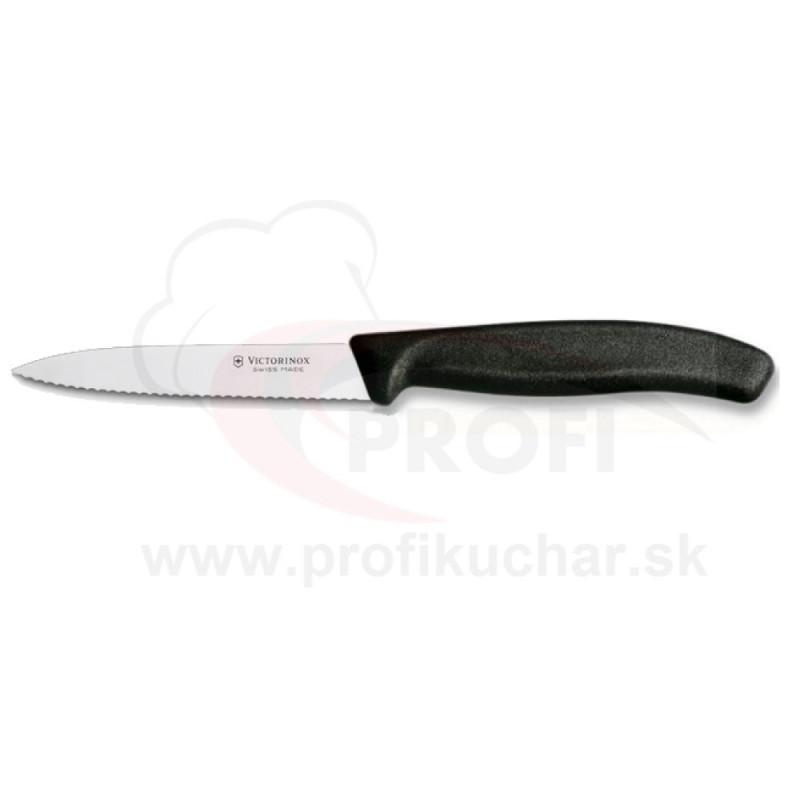 Nôž univerzálny – zúbkovaný Victorinox® 10cm 6.7733