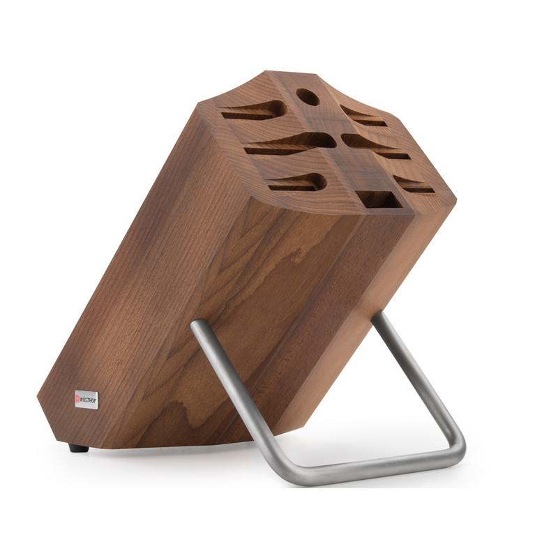 Wüsthof Blok na nože hnědý 7265