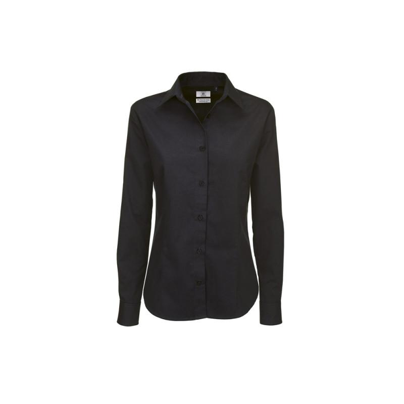 Dámská číšnická košile - 100% bavlna - různé barvy