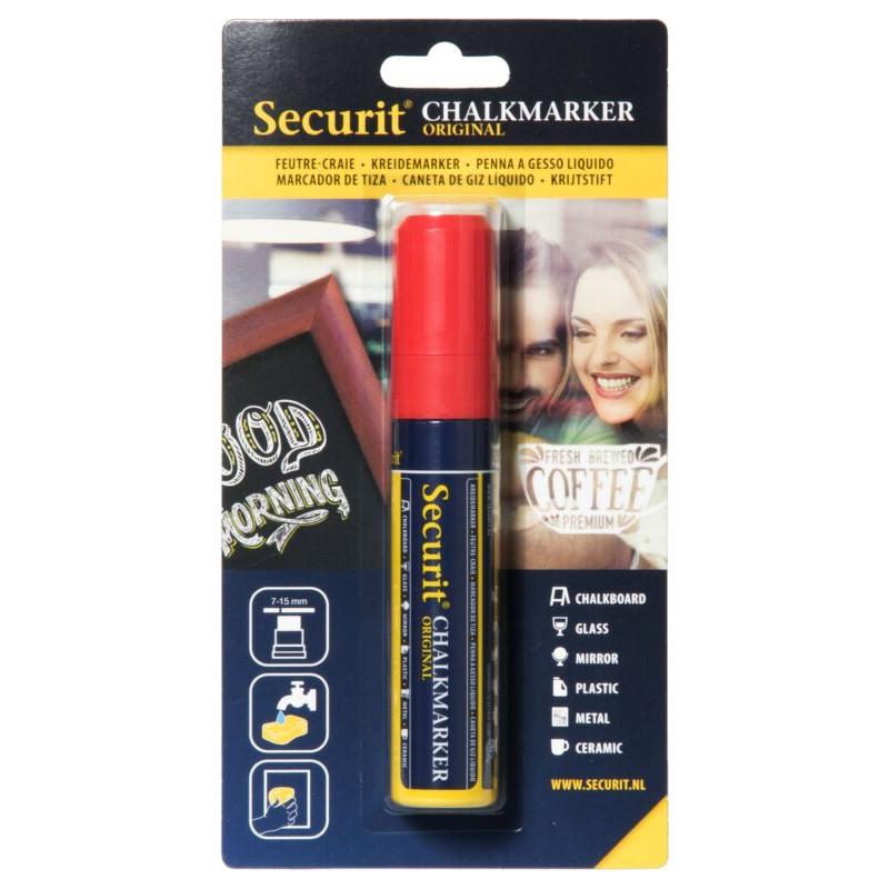 Mikro kriedový popisovač, 7 - 15 mm, rôzne farby