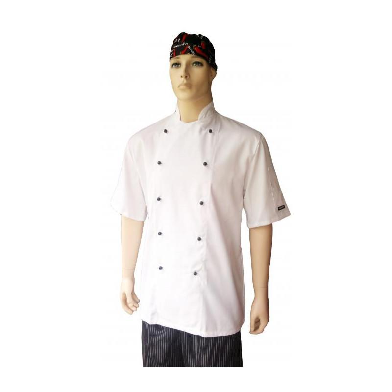Kuchařský rondon Kent - bílý