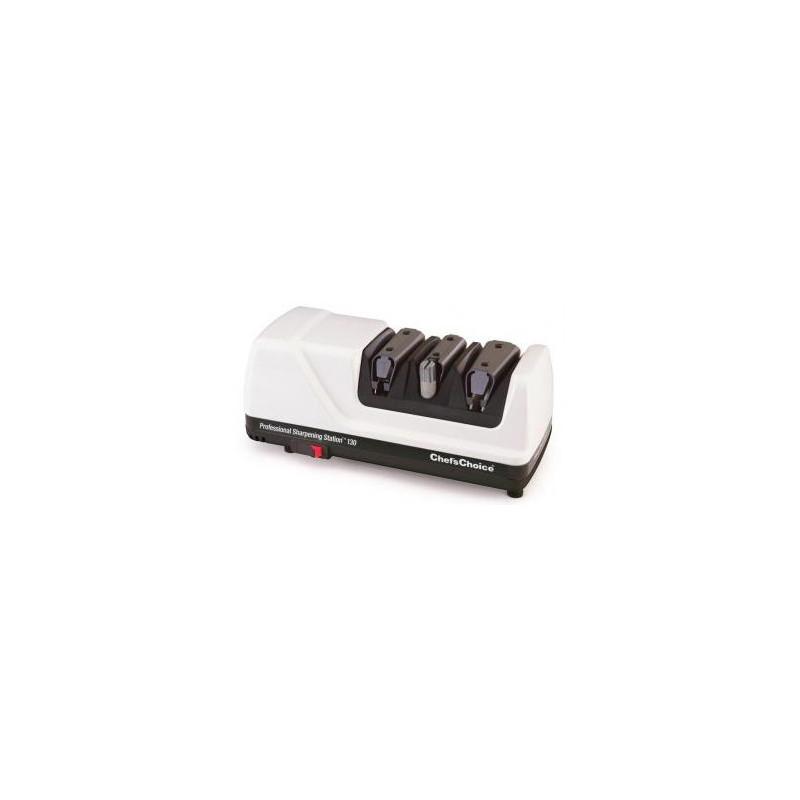 ChefsChoice elektrická bruska na nože 3-stupňová M130 - Bíla